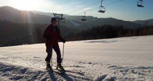 2021.03.02 Działalność skiturowa na Nowej Osadzie w Wiśle