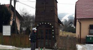 2021.01.25 Akcja narciarska - masyw Prusowa w Beskidzie Żywieckim
