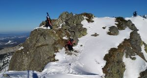 2021.03.03 Tatry Zachodnie skiturowo