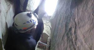 2020.09.23 Nowa jaskinia beskidzka