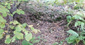 2020.10.21 Sekcja Archeologiczna w Beskidzie Żywieckim