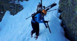 2021.03.03 Taternicka Świnica 2291 m - akcja narciarska